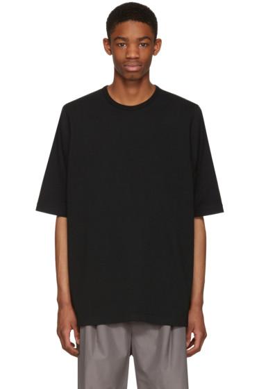 Ganryu - Black Oversized T-Shirt