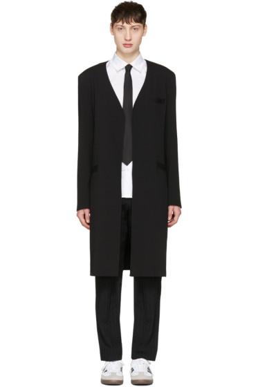 Curieux - Black Gambit Coat