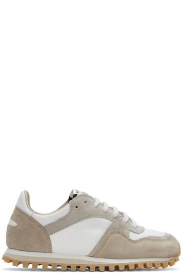 Spalwart - Beige Marathon Trail Sneakers