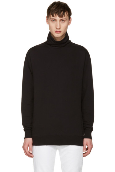 Han Kjobenhavn - Black Costner Turtleneck