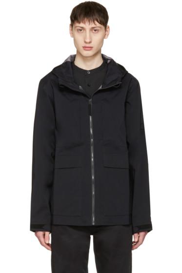 ISAORA - Black 3L Service Shell Jacket