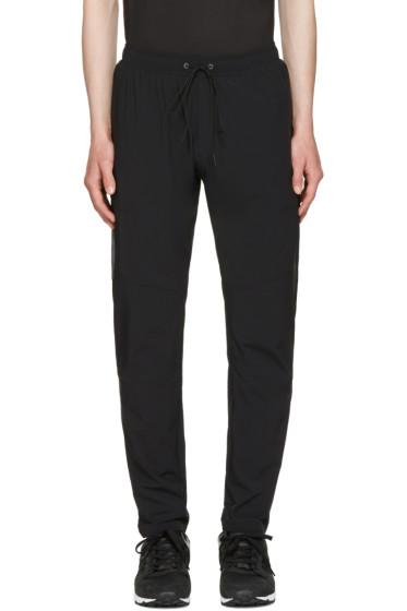 ISAORA - Black LTW Stretch Training Track Pants