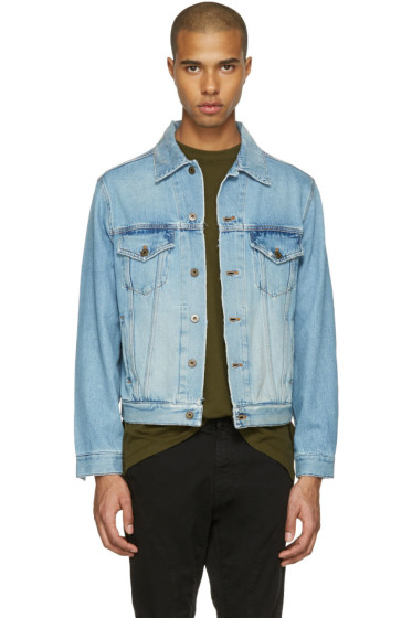 Faith Connexion - Indigo Denim Regular Jacket