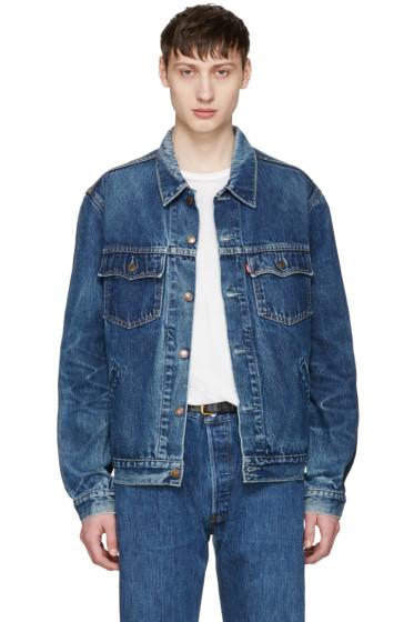 Bless - Blue Maryam Nassir Zadeh Edition Denim Jacket