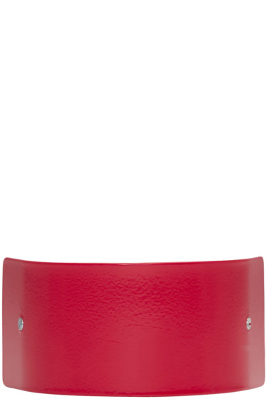 Sylvain Le Hen - Red Ponytail 047 Barrette