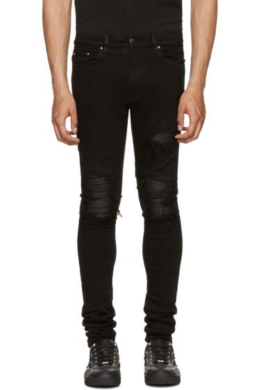 Amiri - Black Skinny Classic MX1 Jeans