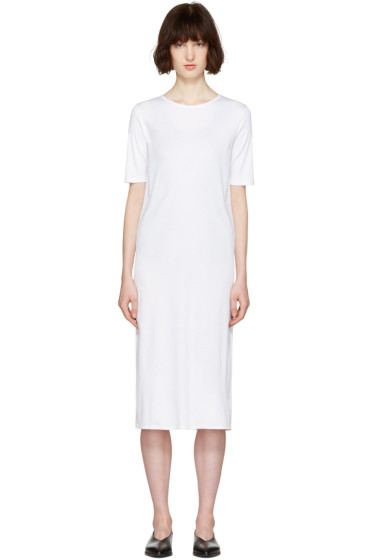 Moderne - White Didion Dress