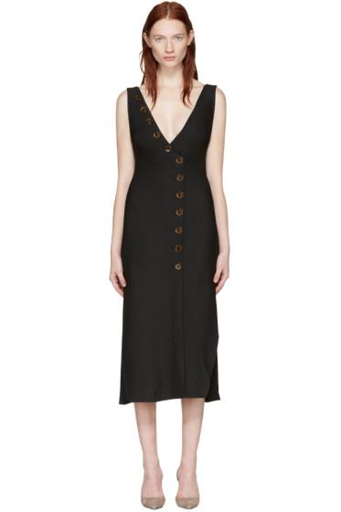 Khaite - Black Christy Dress