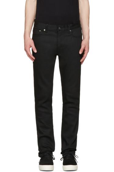 Herman - Black Slim Rocker Jeans