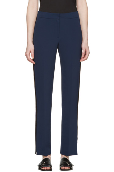 Kuho - Navy Chicory Trousers