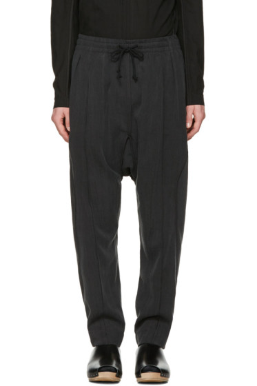 Abasi Rosborough - Grey Arc Ankara Trousers