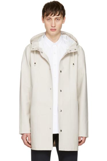 Stutterheim - Beige Stockholm Raincoat