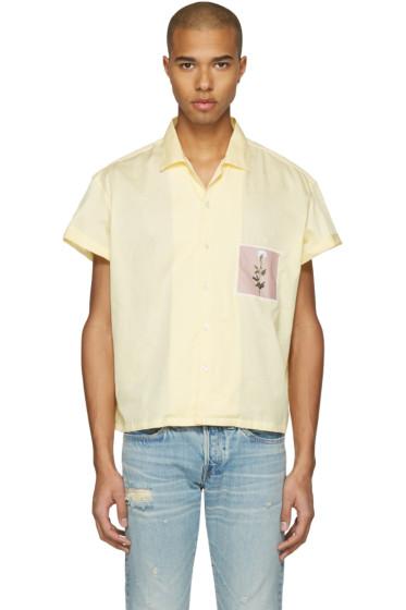 Empathy Los Angeles - Yellow 'Time' Shirt