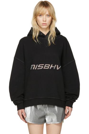 MISBHV - Black Techno Hoodie