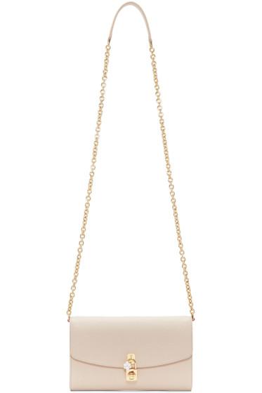 Dolce & Gabbana - ベージュ ポシェット クラッチ