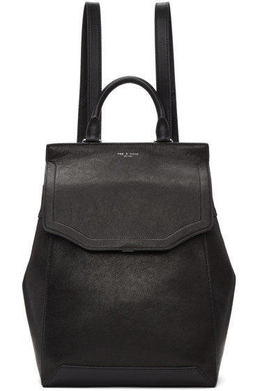 Rag & Bone - Black Pilot II Backpack