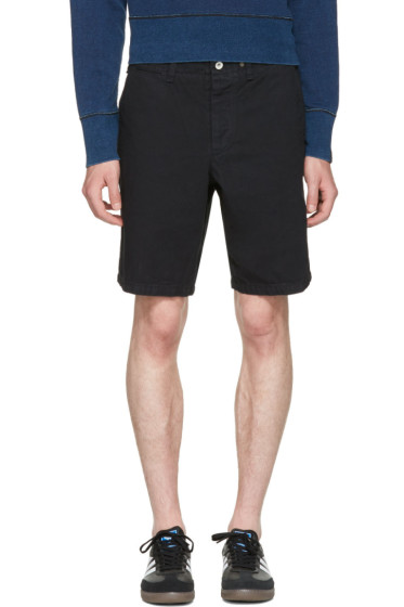 Rag & Bone - Navy Beach II Shorts
