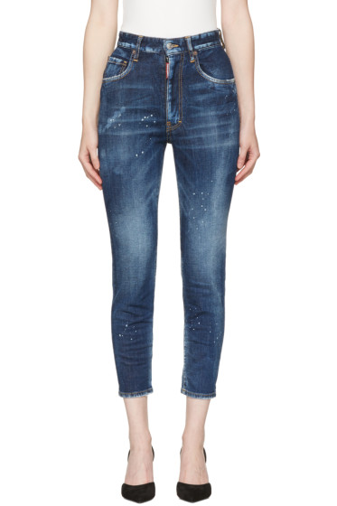 Dsquared2 - Blue Twiggy Jeans
