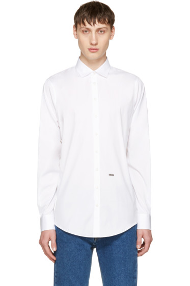 Dsquared2 - White Carpenter Shirt
