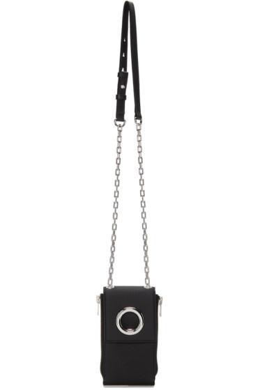 Alexander Wang - Black Riot Shoulder Wallet Bag
