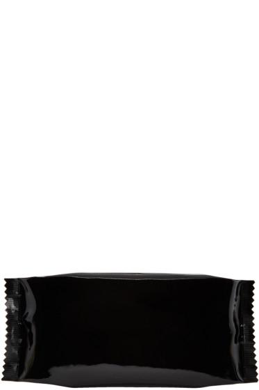 MM6 Maison Margiela - Black Candy Wrapper Clutch