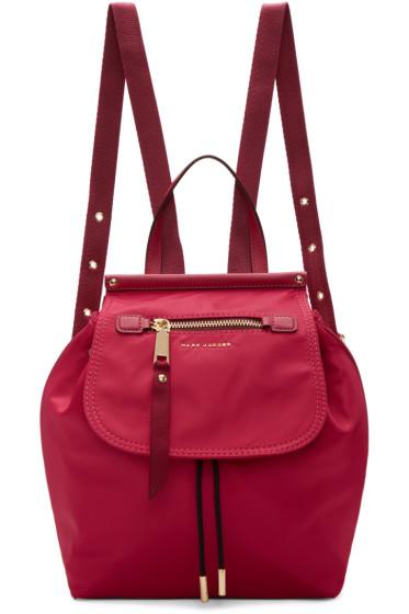 Marc Jacobs - Pink Trooper Backpack