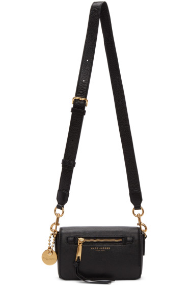 Marc Jacobs - Black Recruit Crossbody Bag