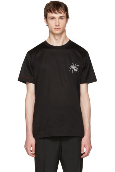 Lanvin - Black Spider T-Shirt