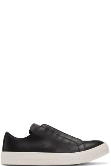 Alexander McQueen - Black Low Cut Sneakers