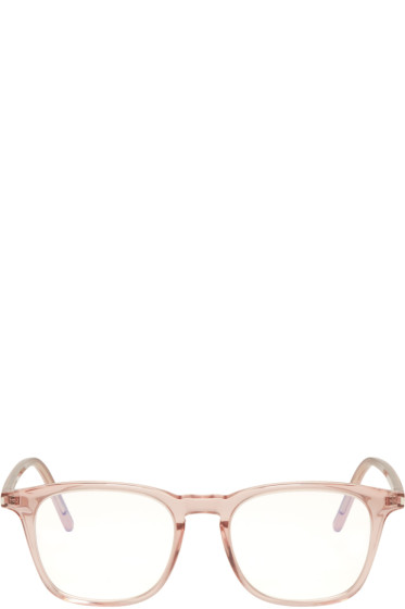 Saint Laurent - Pink SL 147 Glasses