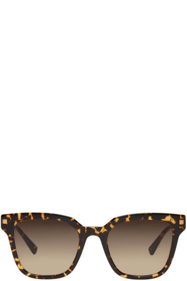 Mykita - Tortoiseshell Yuka Sunglasses