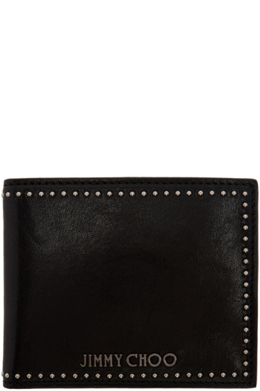 Jimmy Choo - Black Mark Wallet