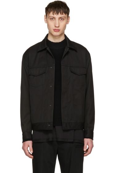 Craig Green - Black Uniform Jacket