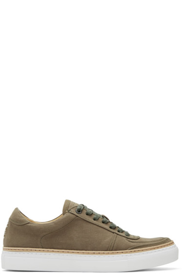 No.288 - Khaki Grand Sneakers