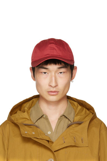 Our Legacy - Red Satin Ball Cap