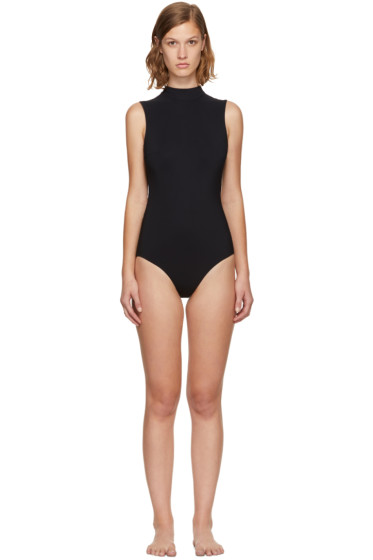 Ward Whillas - Reversible Black & White Harrison Swimsuit