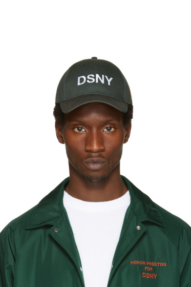 Heron Preston - Green DSNY Edition Cap