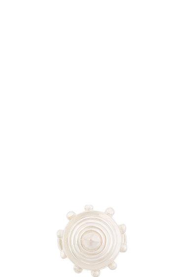 KTZ - Silver Cone Ring