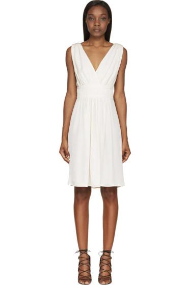 Isabel Marant Etoile - Ivory Empire Waist Faith Dress