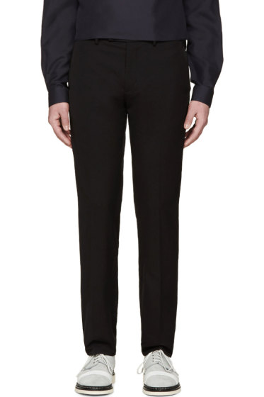 OAMC - Black Technical Local Trousers