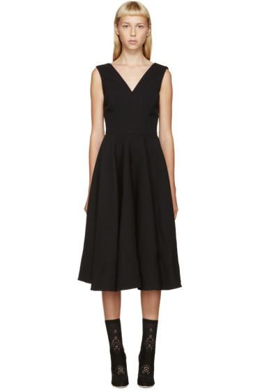 Dolce & Gabbana - Black A-Line Dress