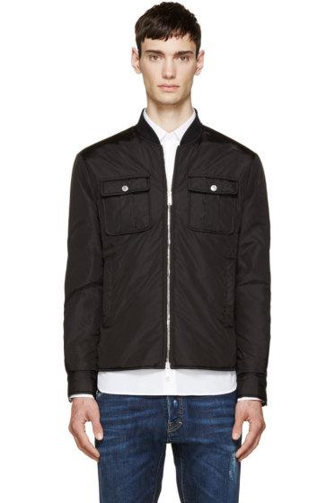 Dsquared2 - Black Puffer Shirt Jacket