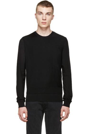 Dsquared2 - Black Layered Zip Sweater