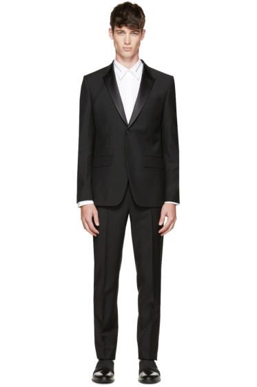 Givenchy - Black Mohair Tuxedo