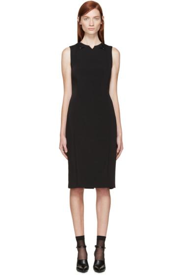 Esteban Cortazar - Black Sheath Dress