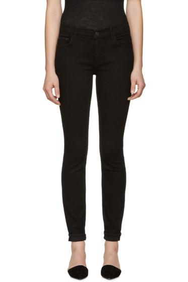 Proenza Schouler - Black PS-J5 Ultra Skinny Stretch Jeans