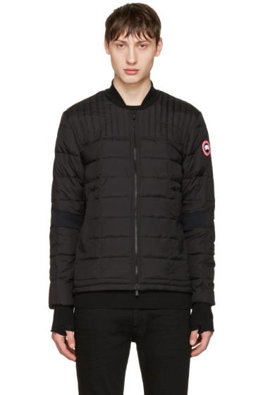 Canada Goose - Black Down Dunhan Jacket