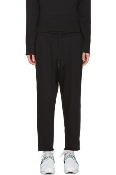 Y-3 - Black M Trnsfrm Lounge Pants