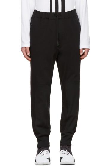 Y-3 - Black Future Craft Lounge Pants