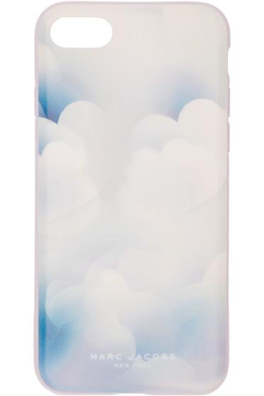 Marc Jacobs - Blue Julie Verhoeven Edition Clouds iPhone 7 Case